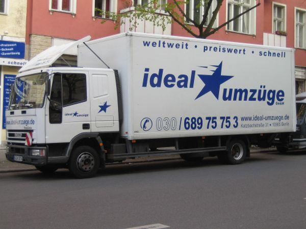 Heinzelmännchen Berlin Umzug